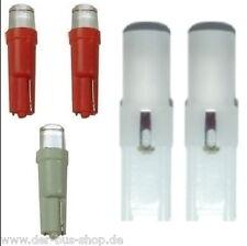 Vw bus t3-LED éclairage-Interrupteur set-rouge-NEUF