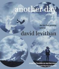 Another Day by David Levithan AUDIOBOOK 2015 CD Unabridged 8 CDs