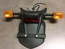 Genuine Ducati ST4 ST4S rear number plate hanger assy, indicators & reflector