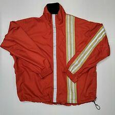 NASHBAR Men's XXL Waterproof Reflective Cycling Jacket VINTAGE