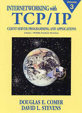 Internetworking with TCP/IP: v. 3: Client-Server Programming and Applications...