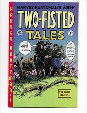 Harvey Kurtzman's New TWO-FISTED TALES 1994 Dark Horse EC Stout Kurtzman Cover