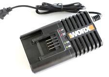 WA3860 Battery Fast Charger For Worx WA3550.1 WA3551.1 WA3560 WA3561 Battery 20V