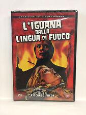 L'IGUANA DALLA LINGUA DI FUOCO - DVD (1971)