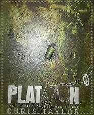 1/6 Hot Toys Platoon Chris Taylor MMS135 smoke Granade**US Seller**