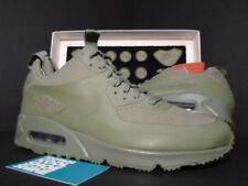 2015 Nike Air Max 90 SNEAKERBOOT SP STEEL GREEN OLIVE PATCH 704570-300 NEW 9