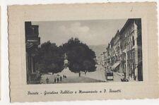 Italy, Trieste, Giardino Pubblico e Monumento a D. Rosetti Postcard, B108