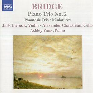 Bridge - Piano Trio No.2 · Phantasie Trio · Miniatures