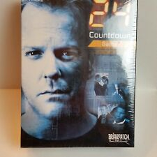 New 24 Countdown Board Game TV Show Jack Bauer 20th Century Fox