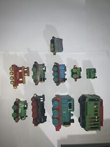 ULTRA RARE Lot Of 10 Pieces Thomas The Train and Friends Diecast Trains
