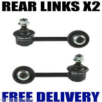 For Honda CRV 2.0i / 2.2 TD 02-06 REAR Stabilizer Link / Drop Links x2