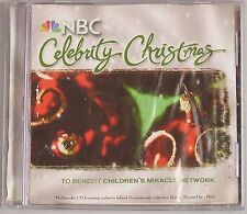 NBC Celebrity Christmas CD UPC 076160040026 Sean Hayes Marie Osmond Martin Sheen