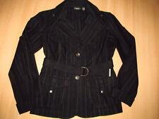 MEXX Jeansblazer Jeansjacke Blazer S 36 34 XS  NEU schwarz Damen Jacke Mantel