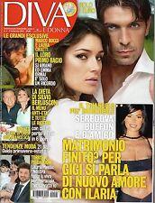 Diva.Gigi Buffon & Alena Seredova,Laura Torrisi,Marco Bocci & Laura Chiatti,iii