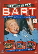HET BESTE VAN BART - DVD - EEN EERBETOON AAN DE GROTE KLEINE MAN -BART DE GRAAFF