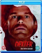 DEXTER Saison 5  Blu-Ray Neuf
