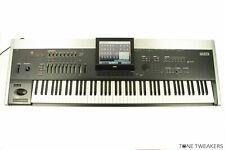 Korg Oasys 88 Weighted Keyboard Refurbished Workstation Vintage Synth Dealer