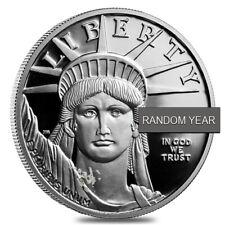 1/4 oz Proof Platinum American Eagle (Abrasions, Random Year)