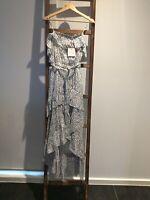 BNWT Sass & Bide Ladies Marseille Dress Size 10 AUS