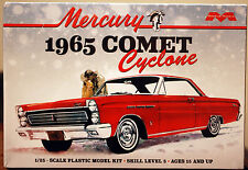 1965 Mercury Comet Cyclone, 1:25, Moebius 1210 New tool 2017 ganz neu