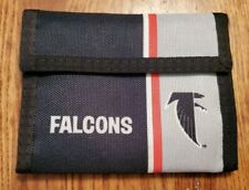 Atlanta Georgia Falcons Wallet Black Red White Grey Rainbow TeamUSA Nylon