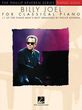 Billy Joel for Classical Piano Sheet Music The Phillip Keveren Series  000175310