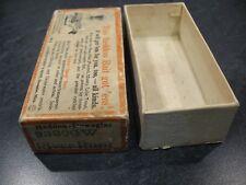 "Heddon 9339Gw Brush Box (only) River Runt ""Glow Worm"" Fishing Lure Crankbait"
