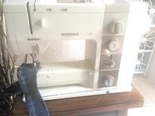 VINTAGE BERNINA 930 RECORD SEWING MACHINE--EUC