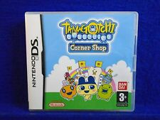 ds TAMAGOTCHI CONNEXION Corner Shop Game Nintendo connection REGION FREE PAL UK