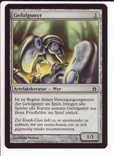 4x Myr servitor/gefolgsmyr (Fifth Dawn)