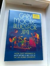 Gary Moore: Blues for Jimi - Live in London (DVD, 2012) VG! All Region
