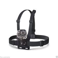 Brustgurt Sport-Kamera Einstellbare Trage Halterung GoPro SJCAM Xiaomi YI G 64
