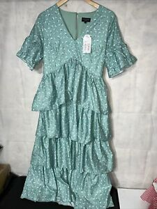 In The Style Stacey Soloman Dress. New Tagged Size 14