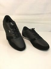 Lonsdale London Mens Shoes UK Size 11 Colour Black