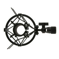 Microfono Mic Shock Mount Holder per la registrazione di video interviste