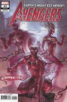 Avengers Comic 22 Variant Yoon First Print 2019 Jason Aaron Marvel