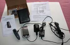 Dell X51V Pda and Cordless Bluetooth Laser Scanner, manuals, case, etc.