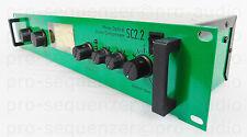 "Joemeek sc2.2 v4 photo optical stereo compressor ""Dark moda"" Fletcher + garantía"