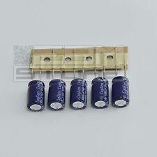 5 pz Condensatori elettrolitici 1000uF 16V 85° - ART. FN01
