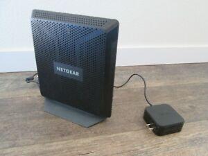NETGEAR Nighthawk AC1900 4 Port Gigabit Modem Wireless Router (C7000v2)