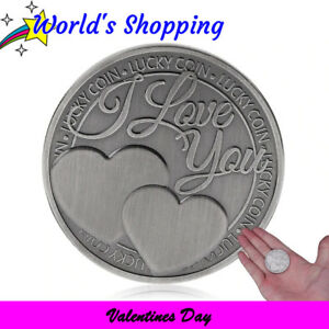 I Love You Coin - UK Same Day Dispatch