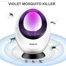 USB Mosquito Killer Lamp Insect Fly Bug Zapper Trap Pest LED Control Night Lamp