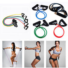 Strength Training Yoga Stretching Tension Rope Exercise Latex Resistance Band