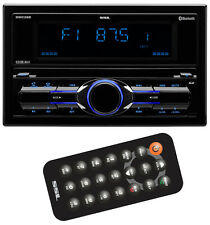 Soundstorm DDC28B 2-Din CD/MP3 Car Player Stereo Aux USB/SD Receiver Bluetooth
