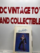 "21"" World Doll Elvis Presley Limited Edition ""Phoenix"" 1984 Vinyl W/ COA & Box"
