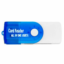 Kartenleser Reader USB 2.0 4 IN1 SDHC MMC MICROSD TF MICRO SD MS PRO DUO M2