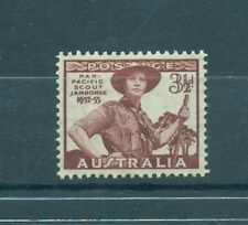 BOY SCOUT - AUSTRALIA 1952 Pan-Pacific Jamboree Graystanes
