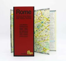 Red Maps Rome CURRENT EDITION - City Travel Guide