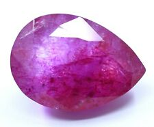 14.95 Ct Natural Utah Pink/Red Bixbite Beryl AGSL Certified Top Quality Gemstone