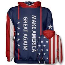 Make America Great Again Sweatshirt Donald Trump NWT Size Large